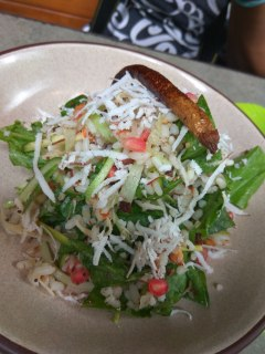 Kuttari Salad