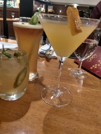 Three brilliant cocktails