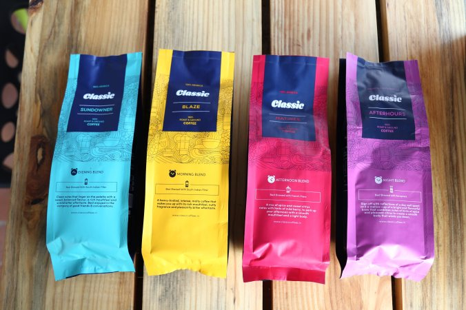 New Blends by Classic Coffees (2)